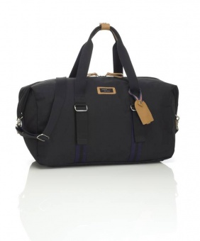 Storksak Duffle Travel Bag in Black