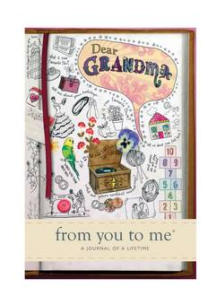 Journals of a Lifetime  Dear Grandma from you to me