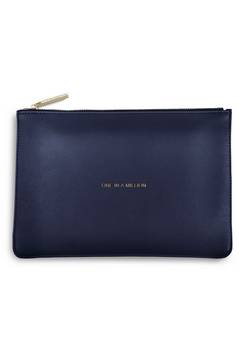 Katie Loxton Perfect Pouch in Navy