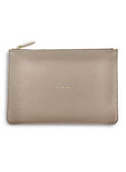 Katie Loxton Perfect Pouch in Clay