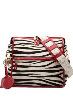 Kerikit Changing Bag Jasper Zebra