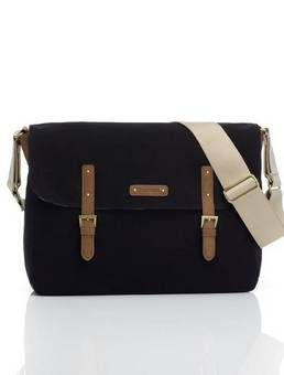 Storksak Ashley Black Changing Bag