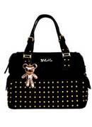 Il tutto Frankie Changing Bag in black
