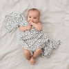 Aden + Anais silky soft Motion swaddles