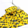 Fred and Noah Yellow Safari Quilt