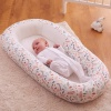 Purflo Sleep Tight Baby Bed Botanical