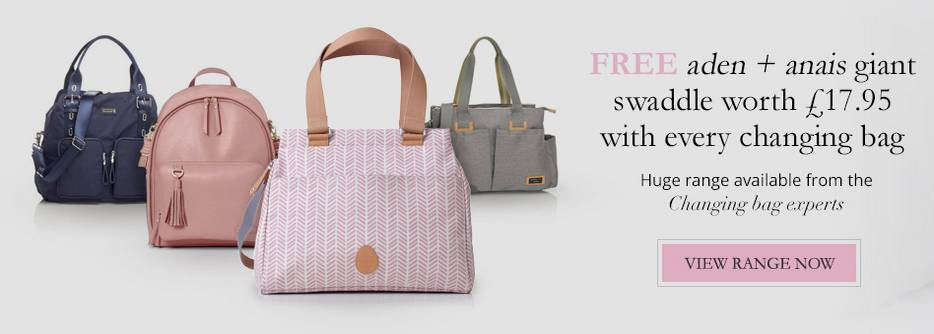 Free gift with every changing bag