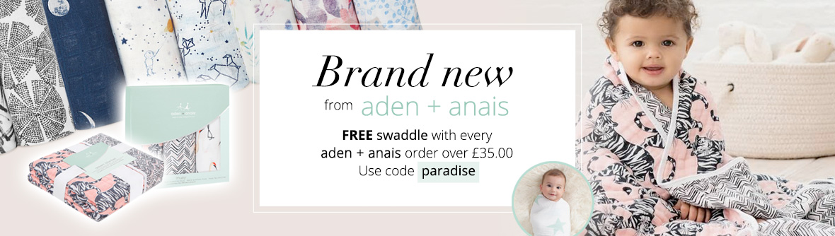 aden+anais free gift offer