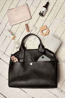 Leather Changing Bags