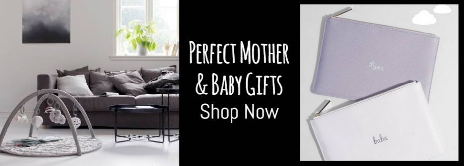 gifts for mums and babies banner