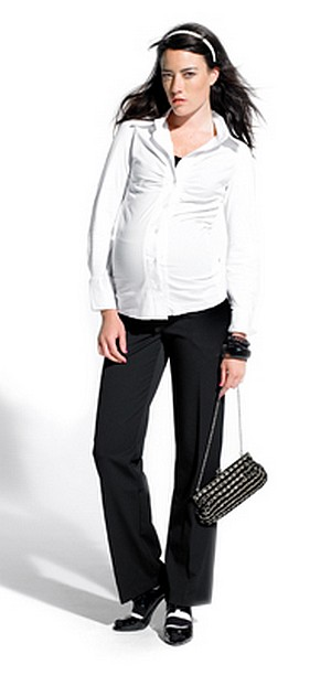 dd5b3d3e0 Noppies Maternity Work Trousers