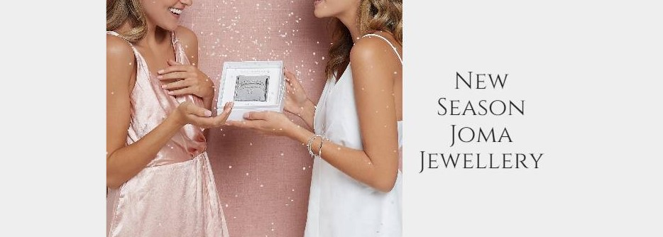 joma jewellery new season banner
