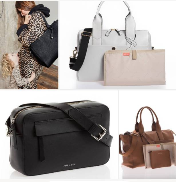 Leather Changing bag, gifts for Mum