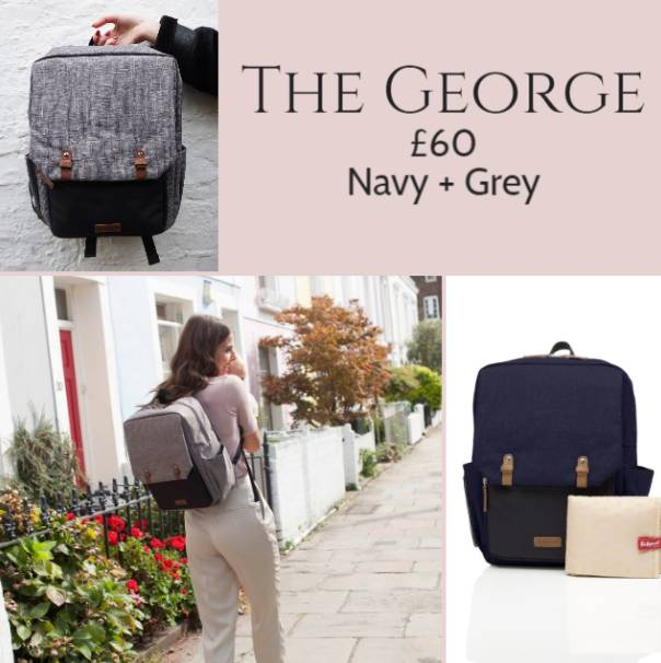 George Changing bag by Babymel