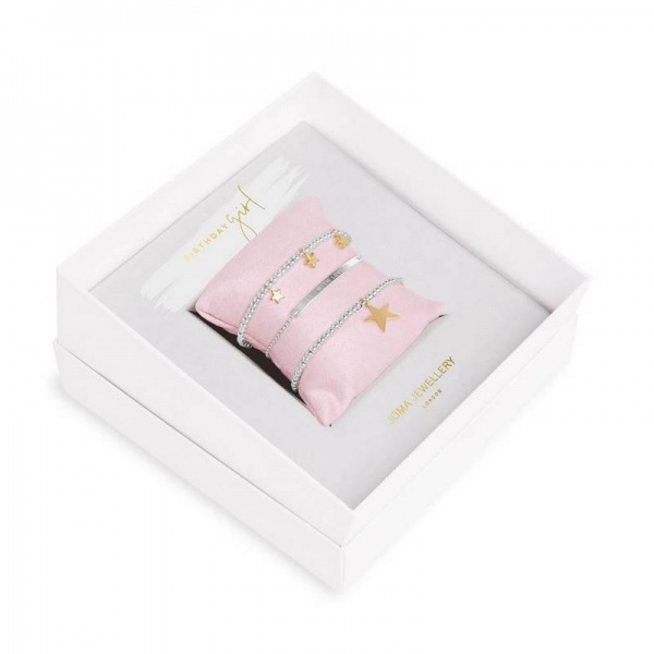 Joma Jewellery  Birthday Girl Gift Box