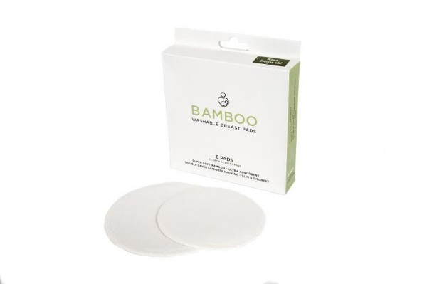 Mama designs Bamboo Breast Pads