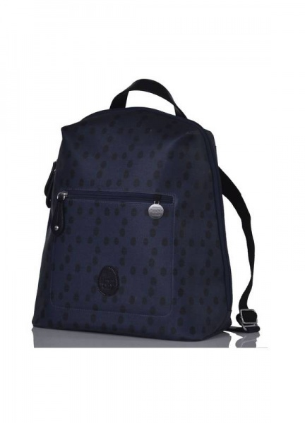 PacaPod Hartland Navy Acorn  Changing Bag Backpack