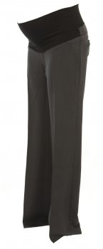 Maternity Grey Work Trousers