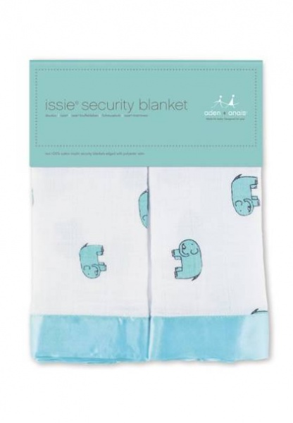 Aden + Anais Issie Comfort Blankets Elephant