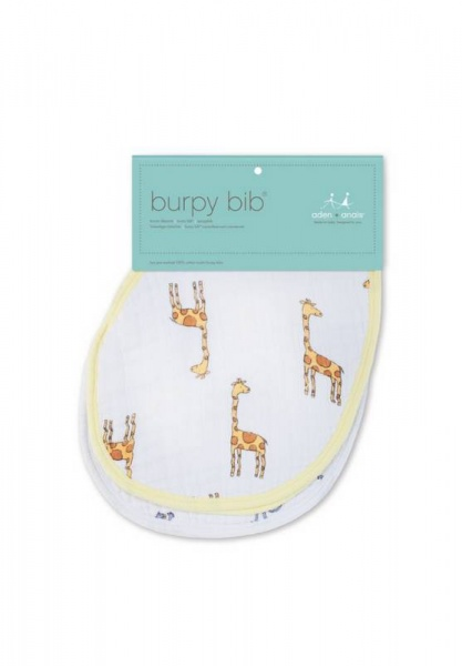 Aden + Anais Jungle Jam Burpy Bibs