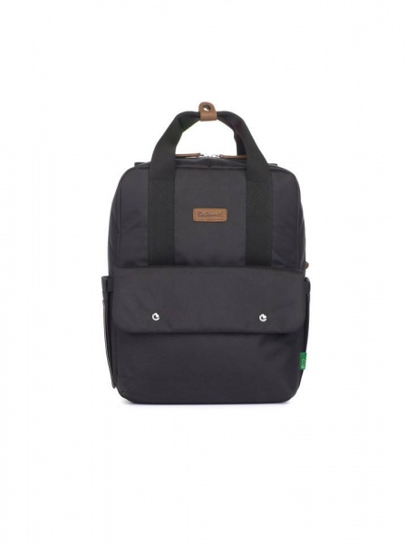 Babymel Georgi Eco Backpack changing bag Black
