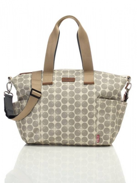 Babymel Evie Grey changing bag