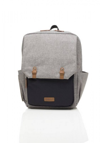 Babymel George  Changing Bag in Grey