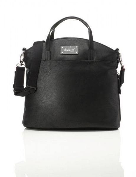 Babymel Grace Black Changing Bag