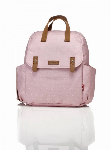 Babymel Robyn Dusty Pink  Backpack changing bag