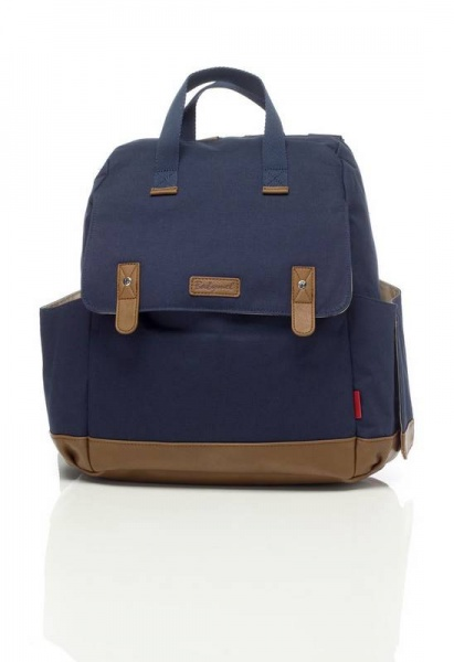 Babymel Robyn Navy Backpack changing bag