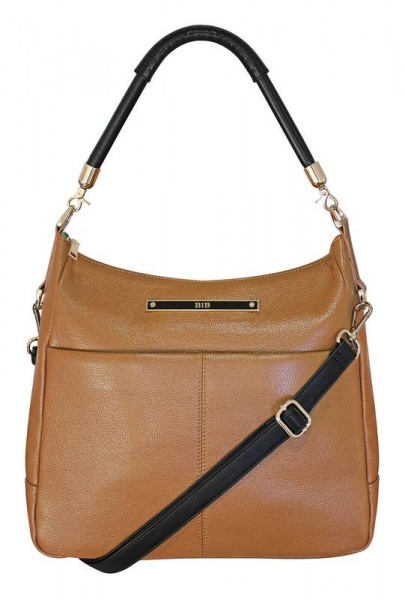 Born in Britain Charlton Hobo in Tan