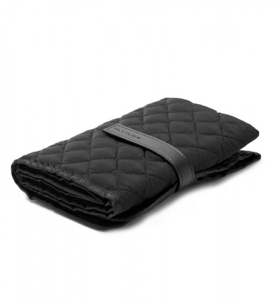 Fact and Fiction Baby Mat Black