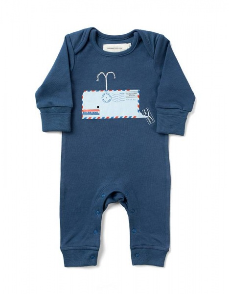 From Babies with Love Whale Babygrow