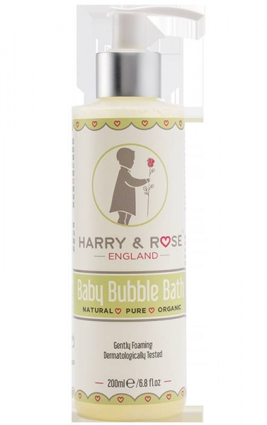 Harry and Rose Bubble Bath