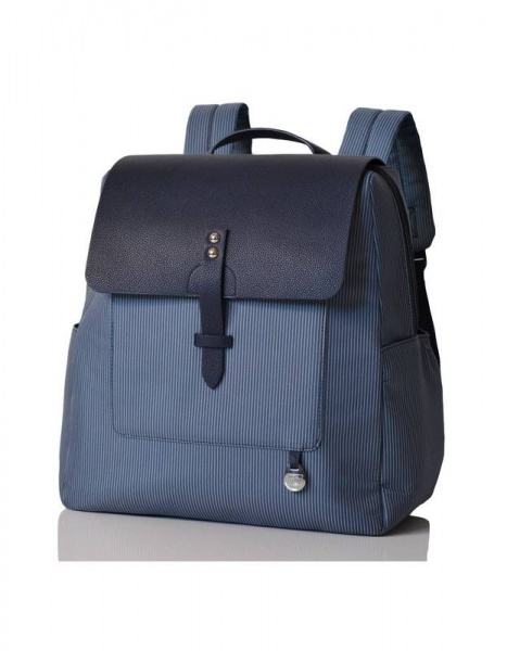 PacaPod Hastings Pack Midnight changing bag