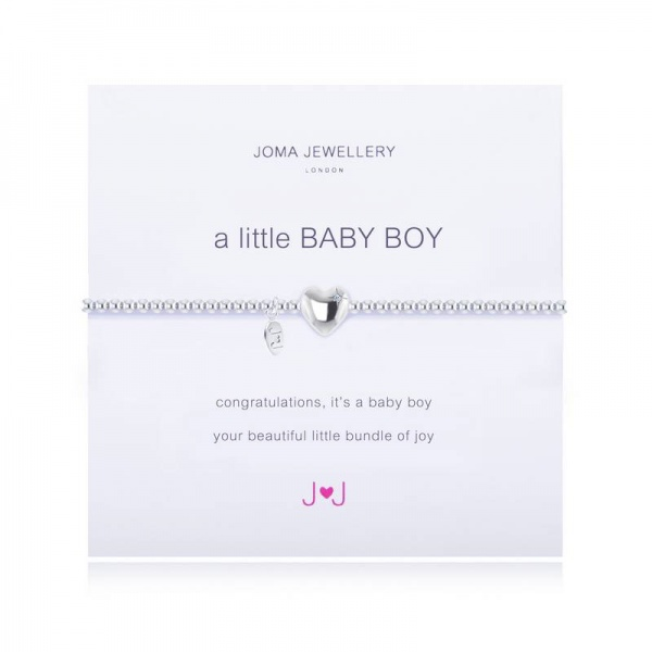 Joma Jewellery A Little Baby Boy