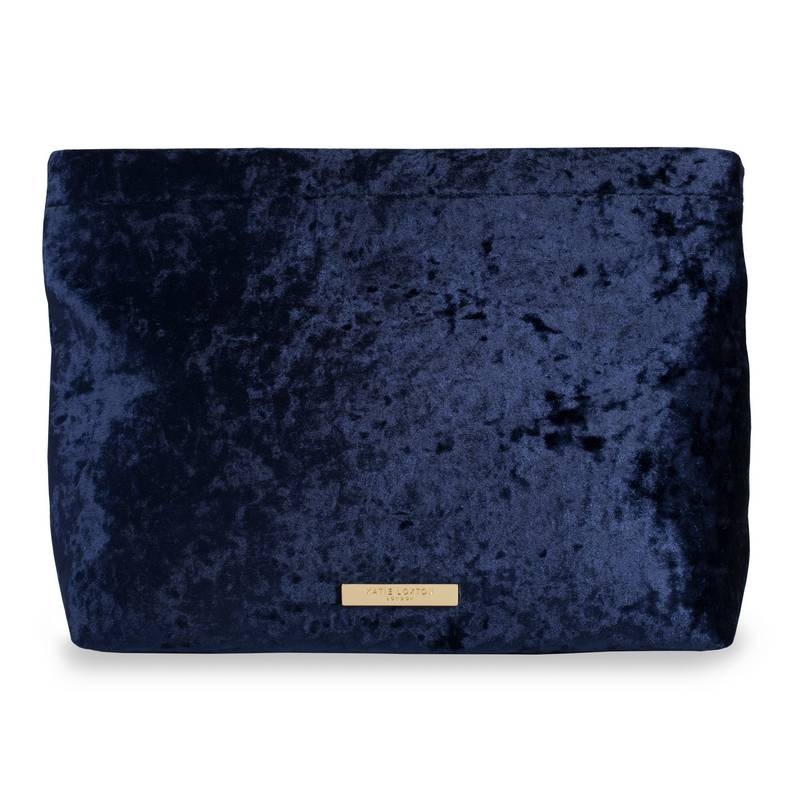 Katie Loxton Valentina crushed Sapphire clutch