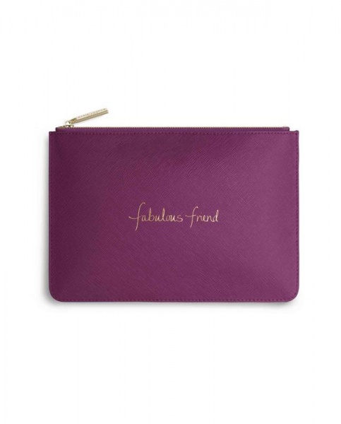 Katie Loxton Perfect Pouch Fabulous Friend
