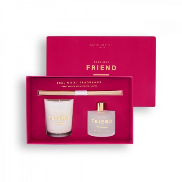 Katie Loxton Mini Fragrance Set Fabulous Friend