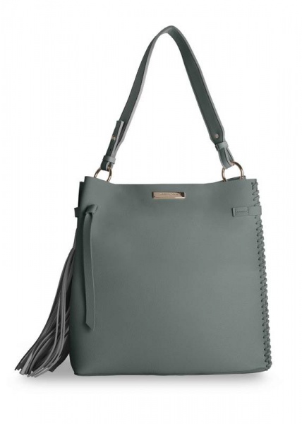 Katie Loxton  Florrie Bag in Charcoal