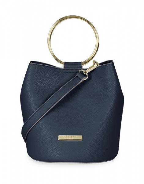 Katie Loxton  Suki bucket bag Navy