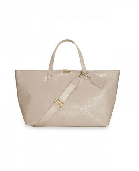 Katie Loxton  Celine Faux Oyster Travel Bag