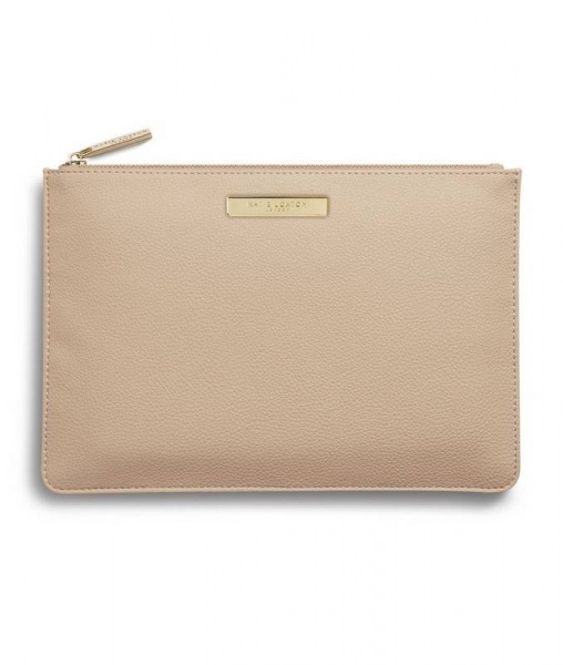 Katie Loxton Perfect Pouch in Nude
