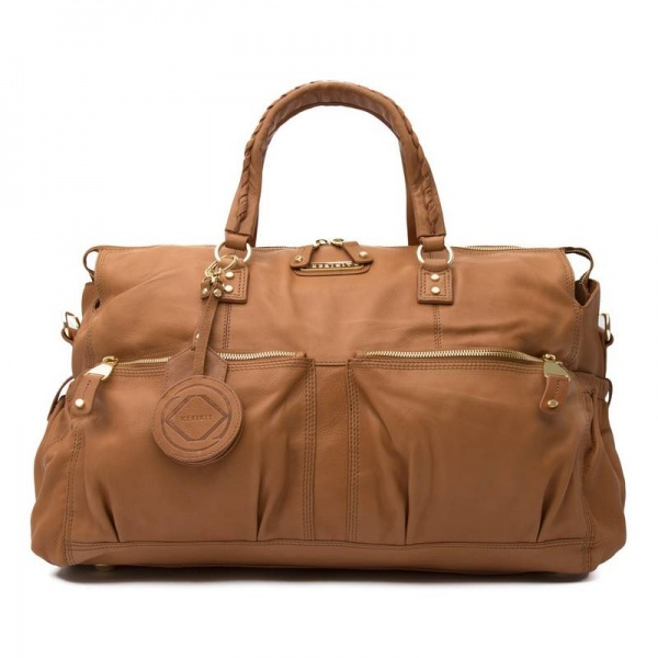 Kerikit Changing Bag Keri Jane in camel