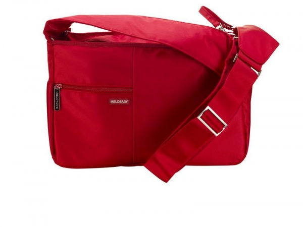 Melotote in Red Changing bag