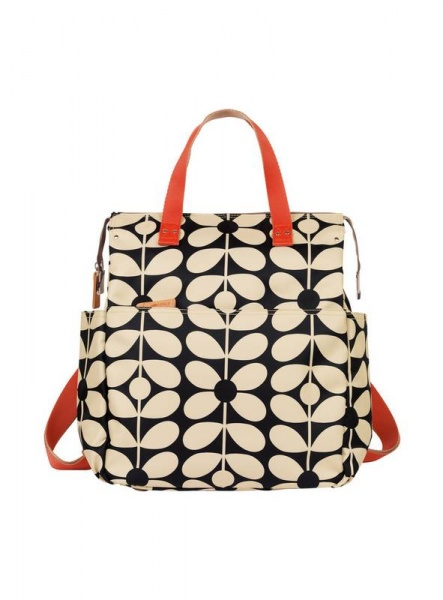Orla Kiely Sixties stem Backpack Changing bag