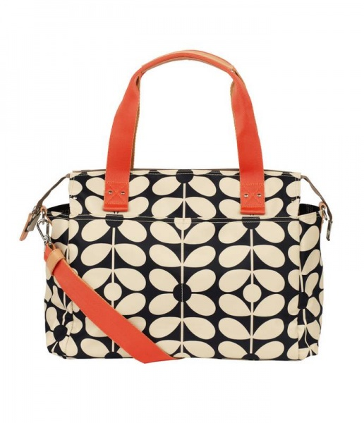 Orla Kiely Sixties stem changing bag