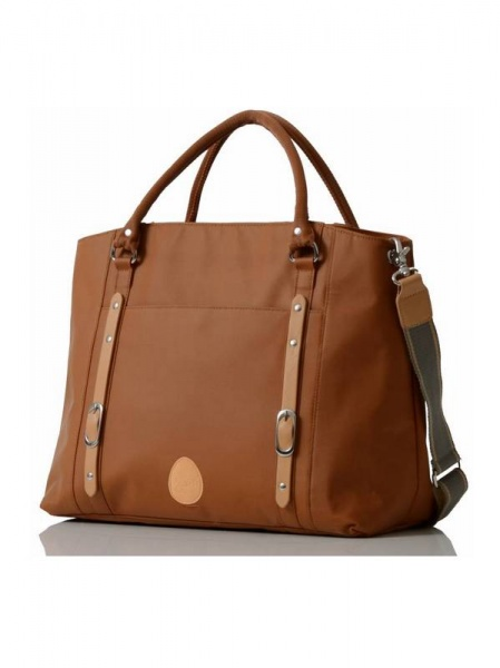 PacaPod Mirano Tan Changing Bag