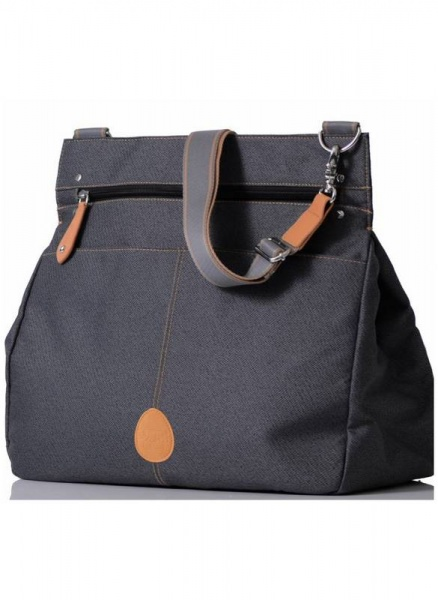 PacaPod Oban Changing Bag in Charcoal