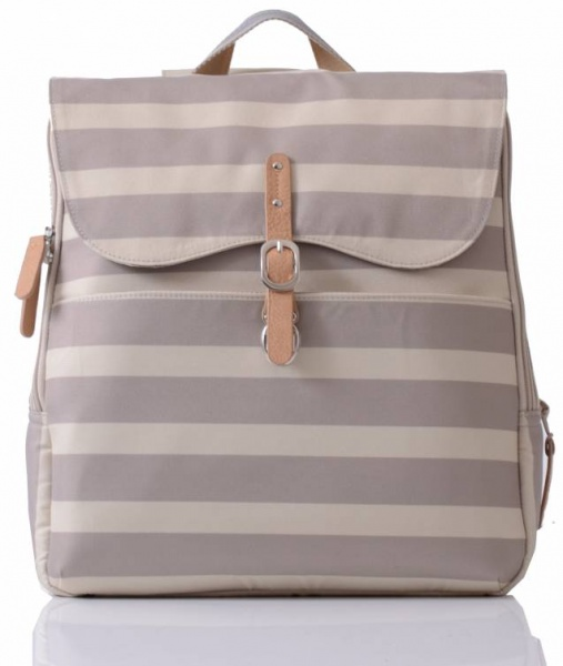 PacaPod Hastings changing bag in Sand Stripe